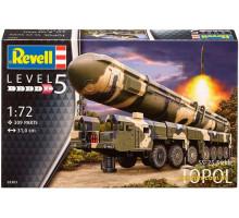 Ракетный комплекс TOPOL SS-25 Sickle, 1:72 (03303 Revell)