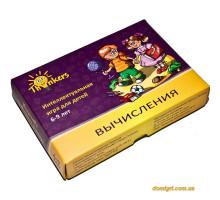 Игра Вычисления для детей 6-9 лет (русский язык) (0601 Thinkers)