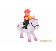 Заводна іграшка goki Жокей 13094G-2