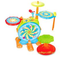 Игрушка Барабанная установка (666 Hola Toys)