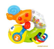 Игрушка Музыкальный червячок (917 Hola Toys)