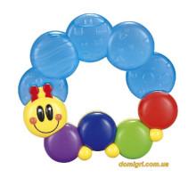 Прорізувач для зубів Гусінь (306D Hola Toys)