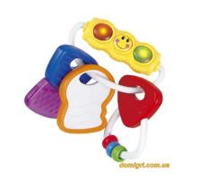 Погремушка Ключики (306E Hola Toys)