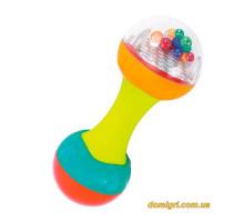 Погремушка Гантелька (939-3 Hola Toys)
