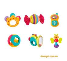 Набор погремушек Hola Toys 6 шт (939A Hola Toys)