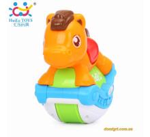 Игрушка Музыкальная лошадка (3105ABC-B Huile Toys)