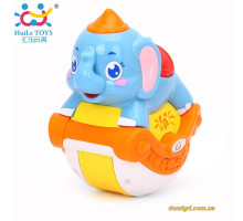 Іграшка Музичне слоненя (3105ABC-C Huile Toys)