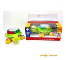 Игрушка-сортер Черепаха (596 Huile Toys)
