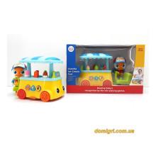 Игрушка Тележка с мороженым (6101 Huile Toys)