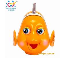 Игрушка Рыбка-клоун (998 Huile Toys)