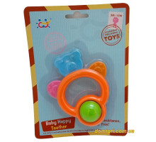 Прорізувач для зубів Ведмежа (919-1 Huile Toys)