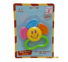 Прорезыватель для зубов Цветочек (919-3 Huile Toys)