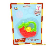 Прорізувач для зубів Яблучко (919-4 Huile Toys)
