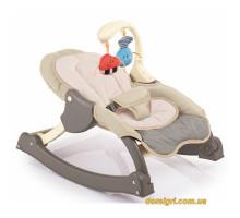 Кресло-качалка  MusiCozzi Joy, шоколадный (4011.101.01 Weina)