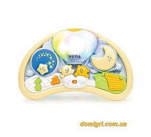 Музыкальный ночник  Мишки на воздушном шаре (2147 Weina)