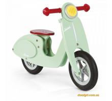 Толокар - Ретро скутер (мятный) (J03243 Janod)
