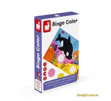 Бинго. Изучение цвета (J02693 Janod)