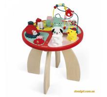Игровой столик Животные (J08018 Janod)