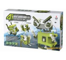 Робот-конструктор - Механобот 4 в 1 (DIY002UT Same Toy)