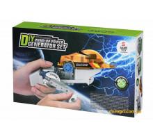 Конструктор - Авто на динамо-машине (DIY006UT Same Toy)