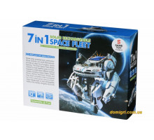 Робот-конструктор Same Toy Космічний флот 7 в 1 на сонячній батареї