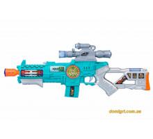 Пулемет (DF-17218AZUt Same Toy)