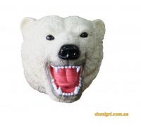 Игрушка-перчатка Полярный медведь (X306UT Same Toy)