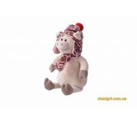 Свинка в шапке (30 см) (THT721 Same Toy)