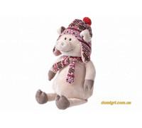 Свинка в шапке (48 см) (THT719 Same Toy)