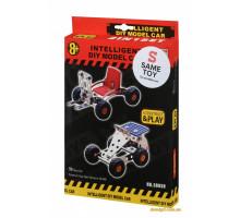 Конструктор металлический Intelligent DIY Model Car (2 модели) (58039Ut Same Toy)