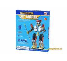 Конструктор металлический (237 эл.) (WC68BUt Same Toy)