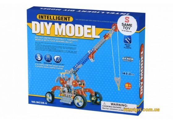 Конструктор металевий Same Toy Inteligent DIY Model 229 ел. WC98BUt