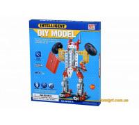 Конструктор металевий Same Toy Inteligent DIY Model 206 ел. WC68AUt