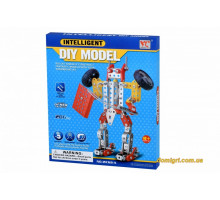 Конструктор металлический (206 эл.) (WC68AUt Same Toy)