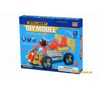 Конструктор металевий Same Toy Inteligent DIY Model 175 ел. WC98DUt
