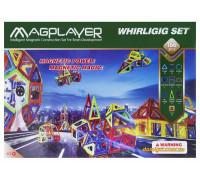 Конструктор Магнитный 166 ед. (mpa-166 Magplayer)