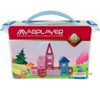 Дитячий конструктор MagPlayer 86 од. (MPT-86)