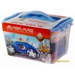 Дитячий конструктор MagPlayer 64 од. (MPT-64)