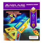 Дитячий конструктор MagPlayer 20 од. (MPA-20)