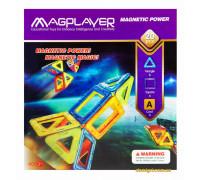 Конструктор Магнитный 20 ед. (mpa-20 Magplayer)
