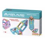 Конструктор Магнитный (набор 14 Эл.) (mph2-14 Magplayer)