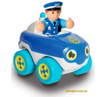 Поліцейська машина Боббі, ігровий набір, Wow Toys