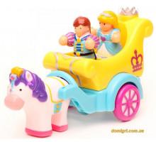 Парад принцеси Шарлотти, ігровий набір, Wow Toys