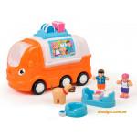 Микроавтобус Кейси, игровой набор, Wow Toys