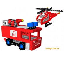 Конструктор Maxi Fire, Roto, Efko
