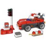 Гоночная машина с пультом д/у, конструктор, 65 деталей, Pai Blocks