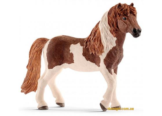 Исландский пони (жеребец) - игрушка-фигурка, Schleich
