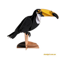 Тукан | Toucan Fridolin 3D модель