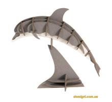 Дельфин | Dolphin Fridolin 3D модель