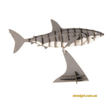 Акула | Shark Fridolin 3D модель